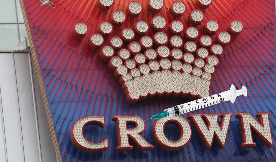 Crown Resorts verplicht tot vaccineren