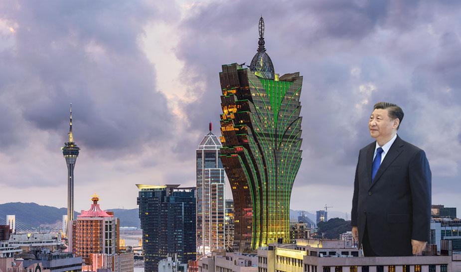 China wil Macau