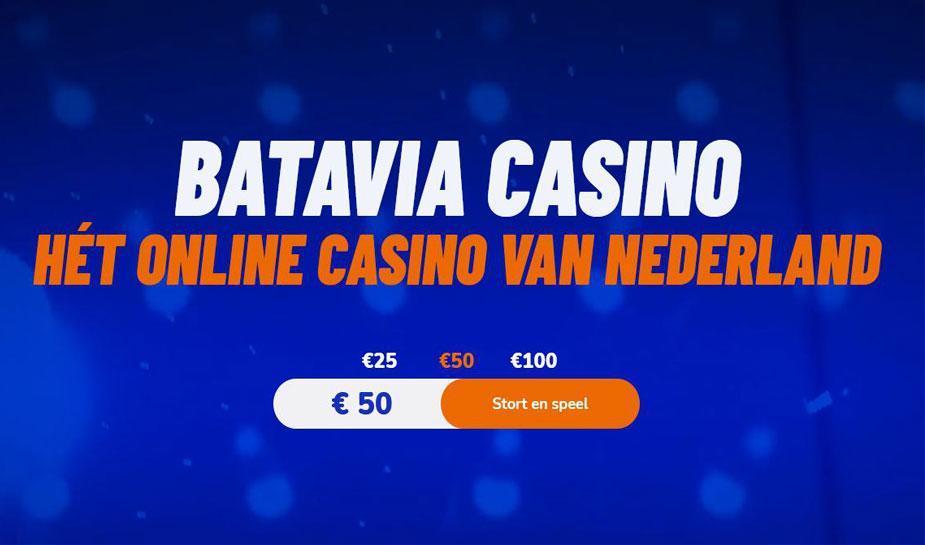 Batavia Casino live